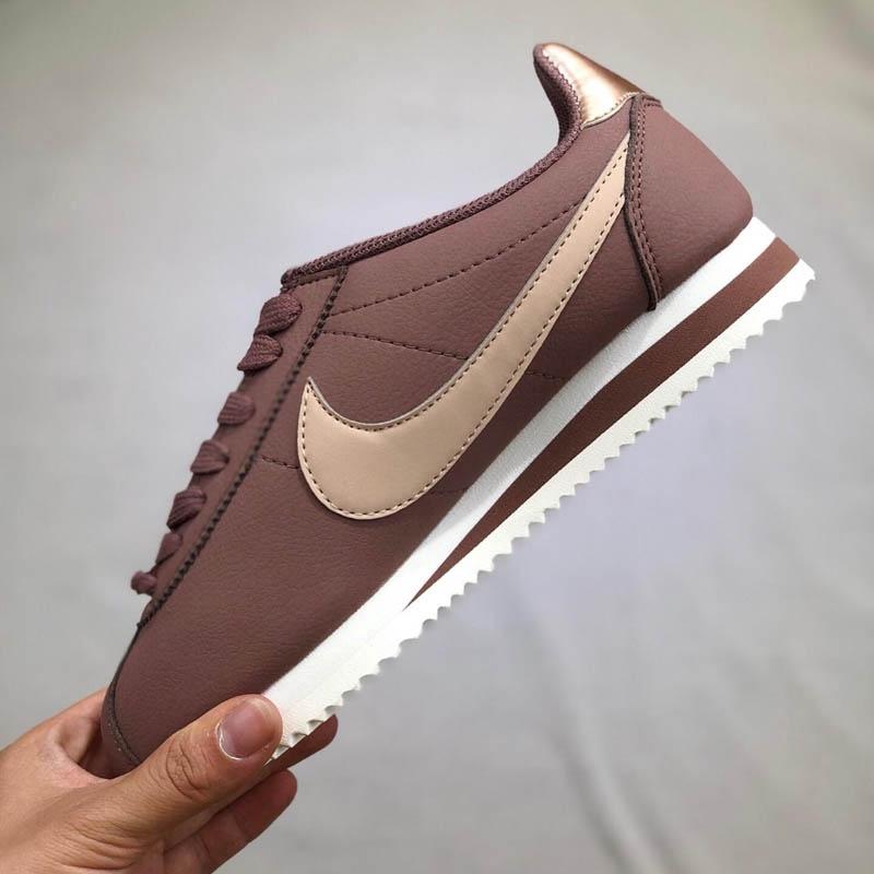 buy online 0a0b5 42587 \Nike Classic Cortez Smokey Mauve Particle Beige