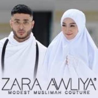 Telekung Zara Awliya : RM10 OFF, Min. Spend RM100