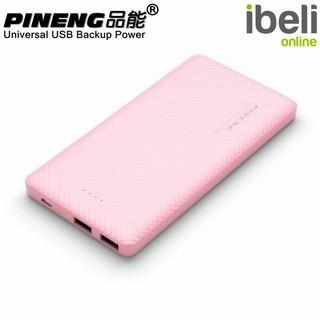 Pineng Power Bank PN-958 10000mAh PN958 Powerbank - Pink