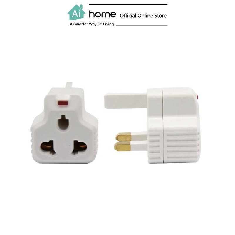 SOUNDTEOH Travel Adapter TP-3E with 1 Month Malaysia Warranty [ Ai Home ]