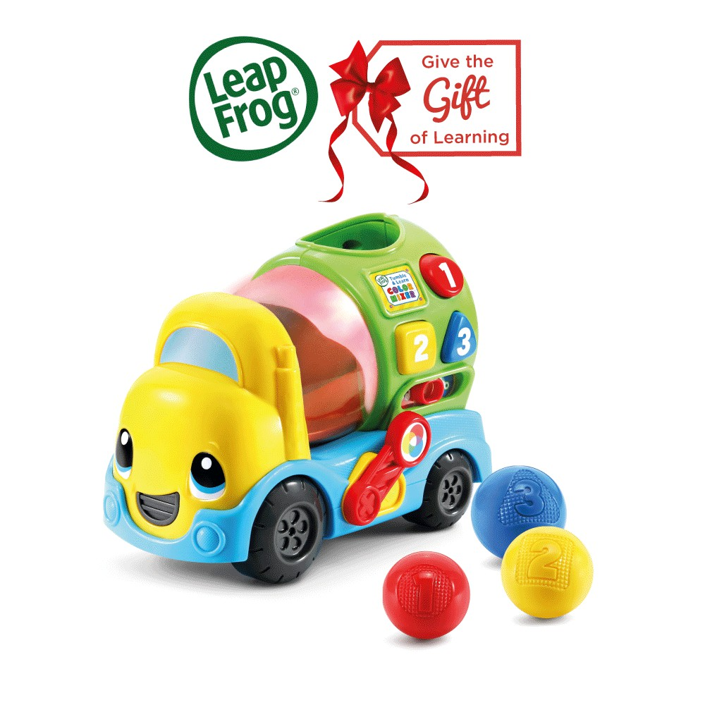 LeapFrog Tumble & Learn Color Mixer