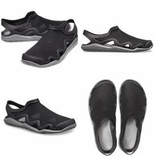 jak kupić ekskluzywne buty lepszy Original Crocs 💯 : Crocs Swiftwater Mesh   Shopee Malaysia