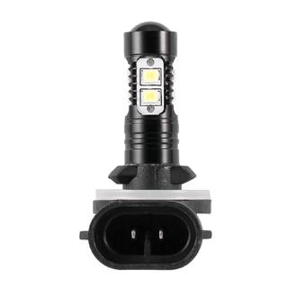 ※FQ※2pcs 50W 881 862 886 6000K LED Driving Light Bulbs Universal Fog Light  Bulbs