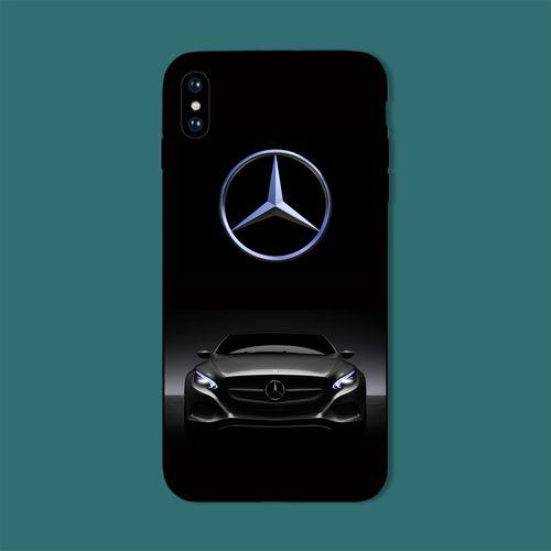Coque Pour Téléphone Mercedes Benz À La Mode Pour Iphone 6s 6 7 8 Plus X XR 11 Max Pro Samsung Galaxy S6 S7 Edge S8 S10 Plus Note 8 9 10