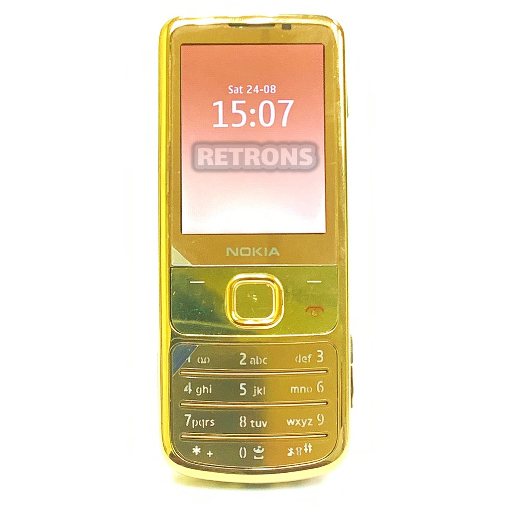 Original Brand New Nokia 6700 Classic Sirocco Lite Premium Metal Body Design [1 Month Warranty] FREE RM50 Voucher