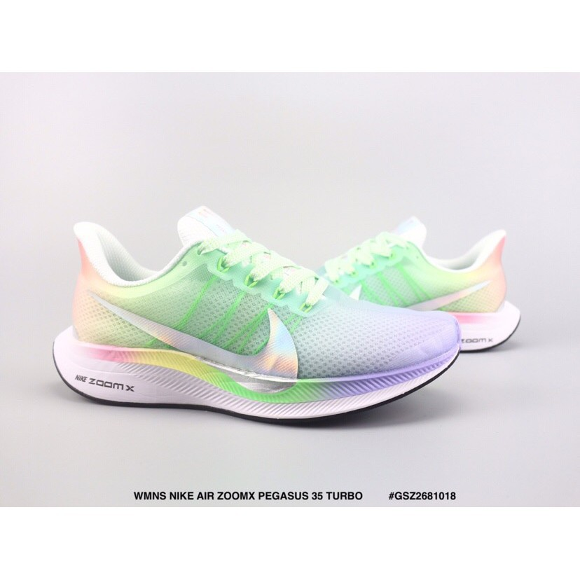 more photos 8a131 7dd42 shopeeone.my Original New color WMNS NIKE AIR ZOOMX PEGASUS 35 TURBO