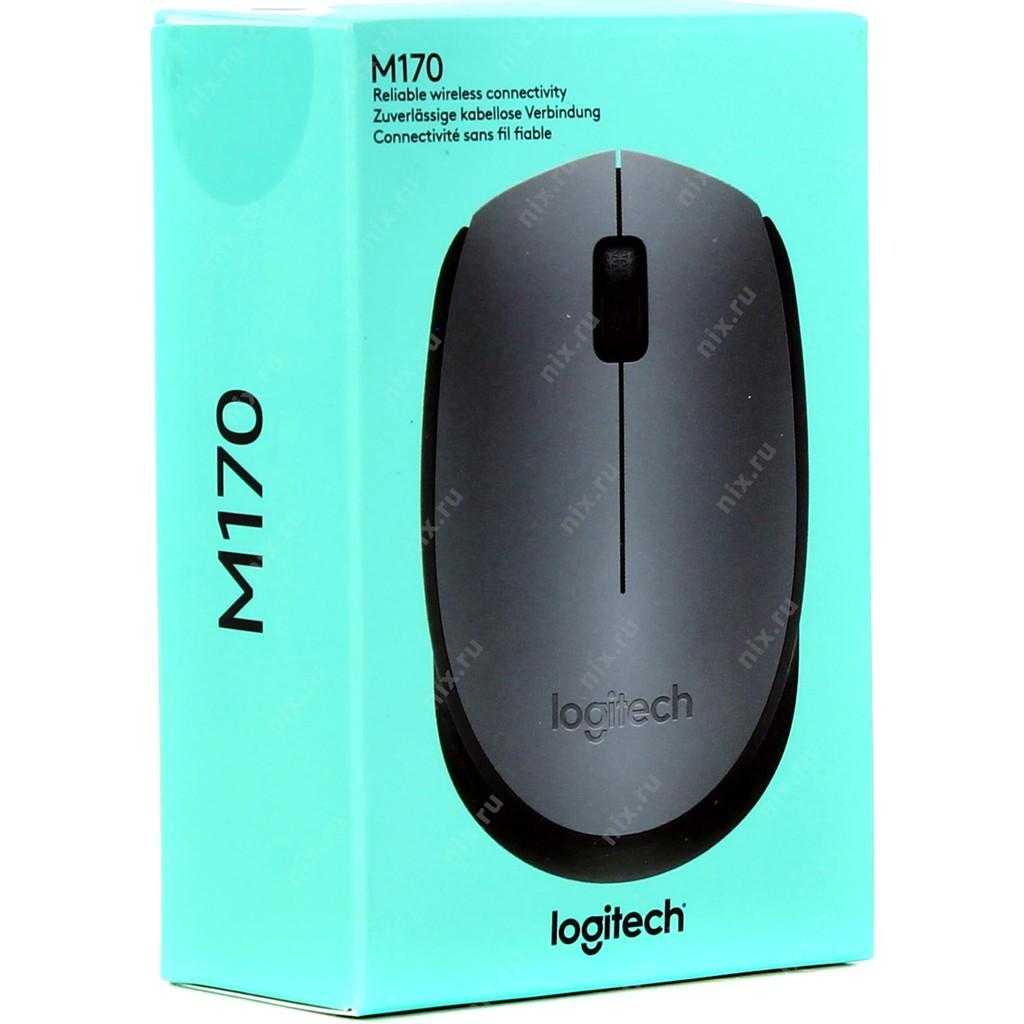 16132f9ce69 ProductImage. ProductImage. Original Logitech M170 Wireless Mouse