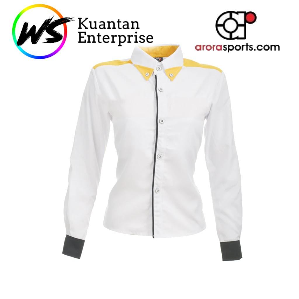 【100% Original】ARORA SPORTS Ladies F1 Corporate Uniform - PSL10