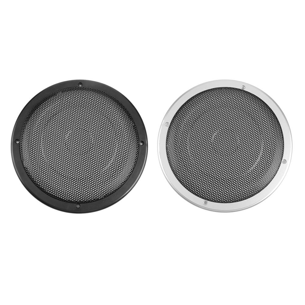1 Pair Front Speaker Adapters Grill Cover Sub Woofer 12 inch Protective Grille