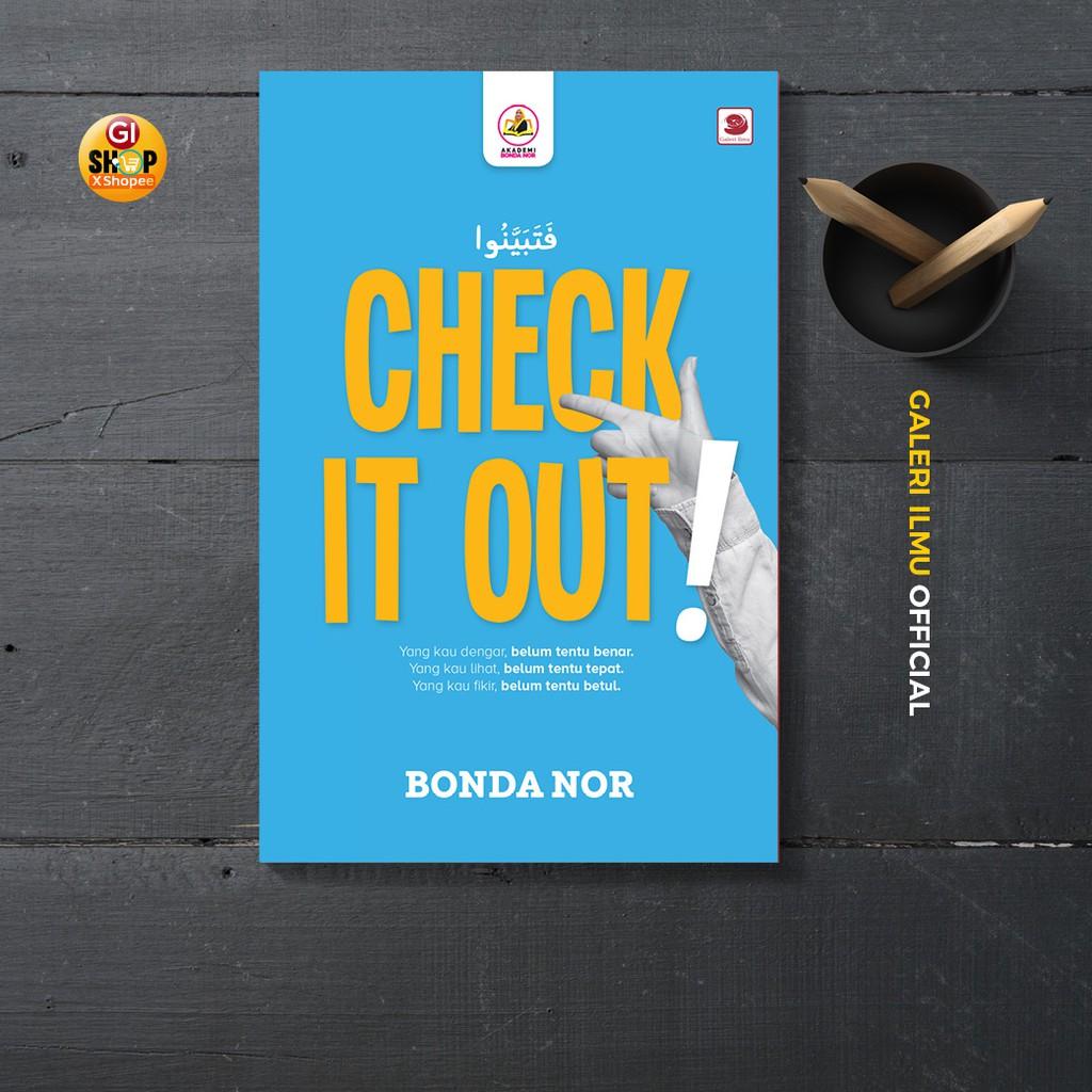 Check It Out! - Bonda Nor