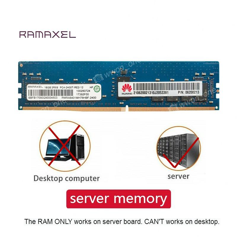 4GB 1Rx8 PC4-2133P-R DDR4 2133 ECC Registered RDIMM For HP ProLiant DL380 Gen9