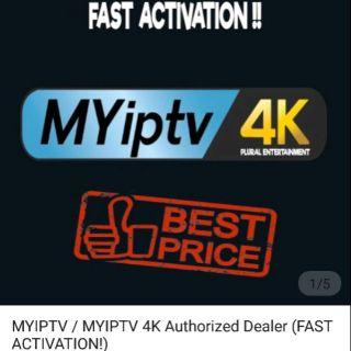 MYIPTV Subscription | Shopee Malaysia