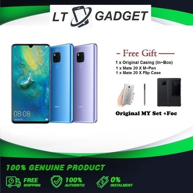 Huawei Mate 20 X Price in Malaysia & Specs | TechNave