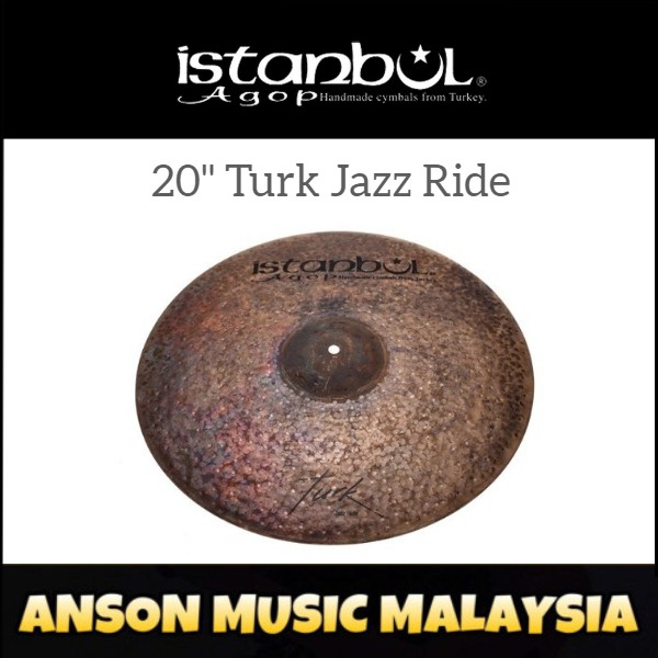 Istanbul Agop Turk Jazz Ride 20