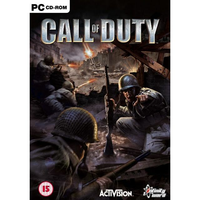 Call of Duty PC [DVD]