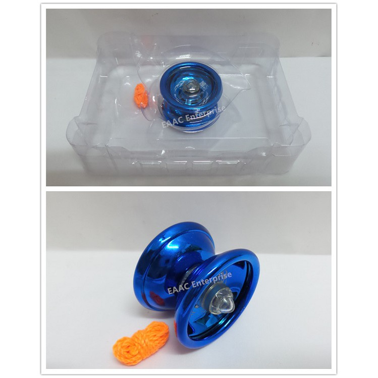 The New Design Dazzle Cruel Blue Yoyo - Fast Spinning Toys