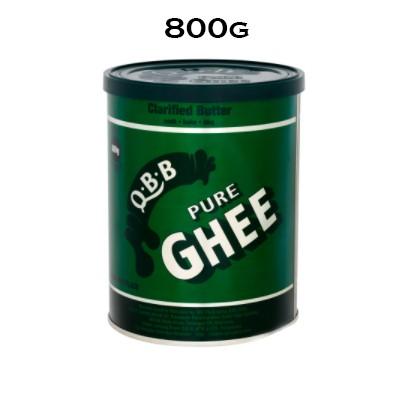 QBB Minyak Sapi Tulen / Pure Ghee 800g / 1kg
