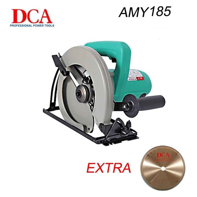 """DCA 7 1/4"""" (185mm) Electric Circular Saw (AMY185)"""