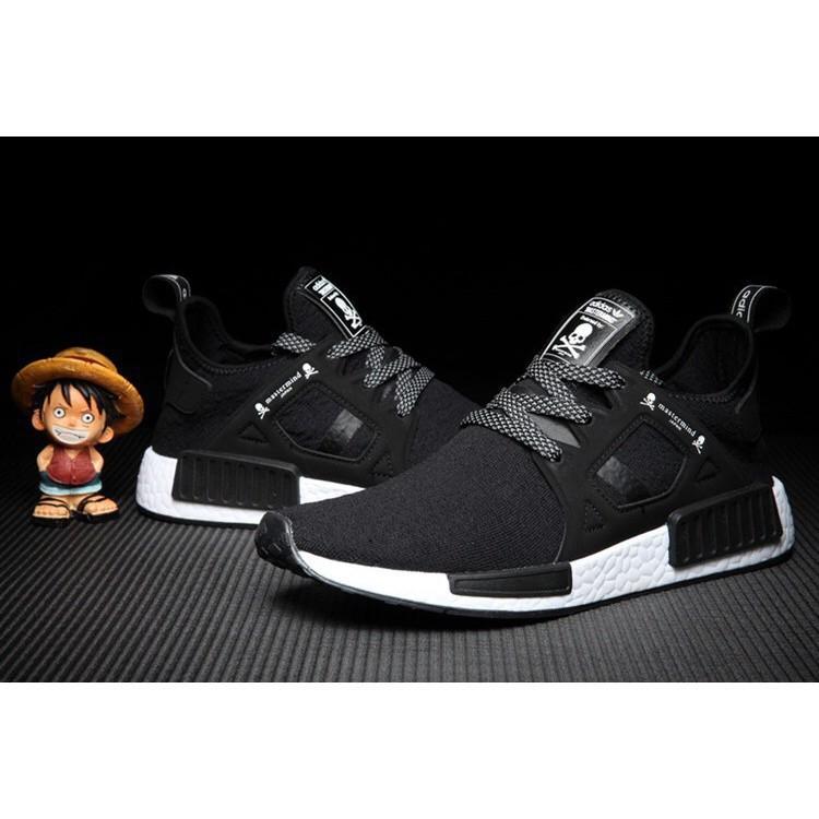 finest selection 4e9dd 23563 Adidas NMD XR1 mastermind JAPAN MMJ BA9726 skull black/white men's shoes  1001755