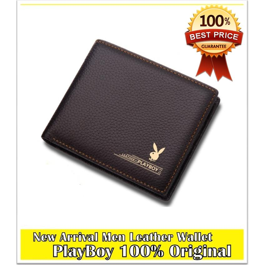 Original Playboy Men Leather Wallet Free Gift Box  efbe00f84f