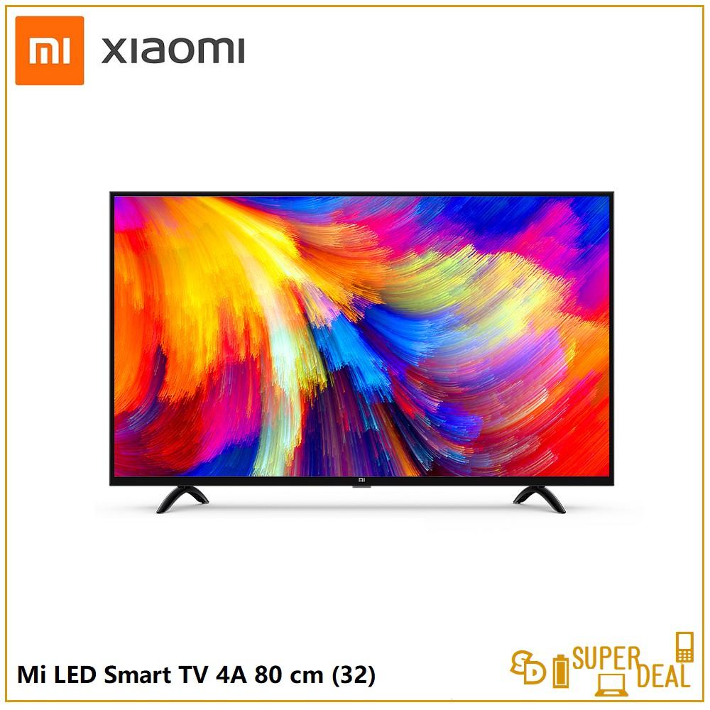 (Global English) XiaoMi Mi Smart TV 4A 32
