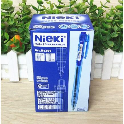 Nieki Ball Point Pen 0.7mm 50pcs