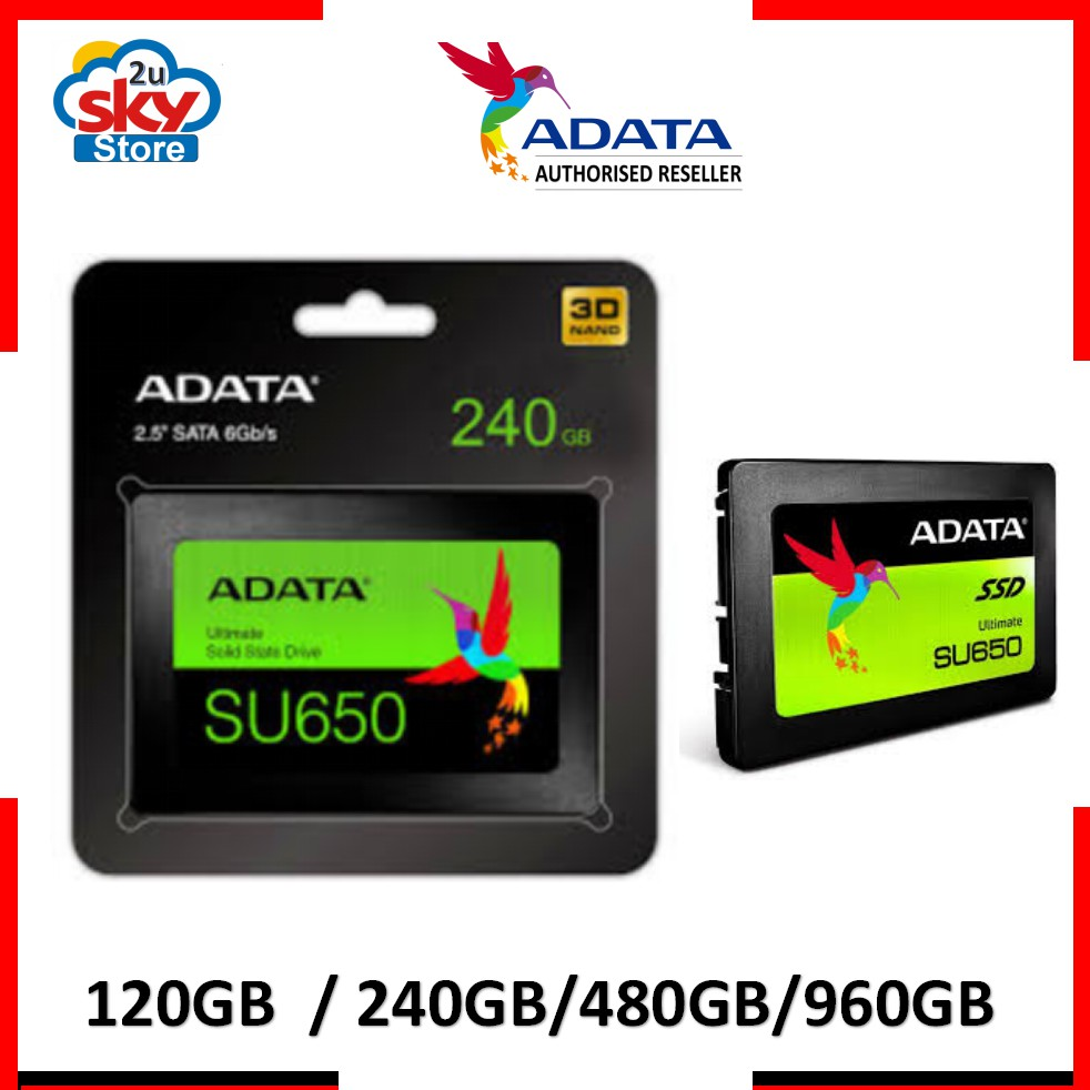 ADATA SU650 2 5