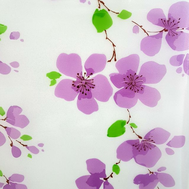 🏘🏡PVC Window Wall Paper Floral 45cm x 200 cm 🏘