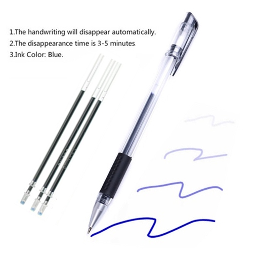Magic Disappearing Ink Ball Pen