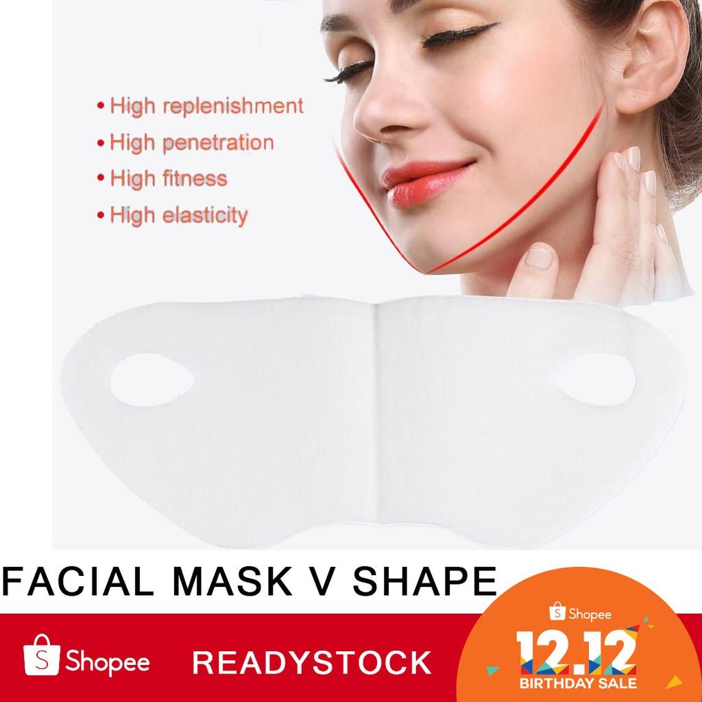 🔥READY STOCK🔥Facial Mask V Shape Face Slim Chin Check | Shopee Malaysia