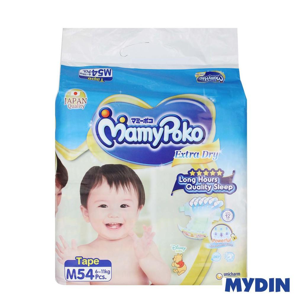 Mamypoko Open Tape Extra Dry (M54)