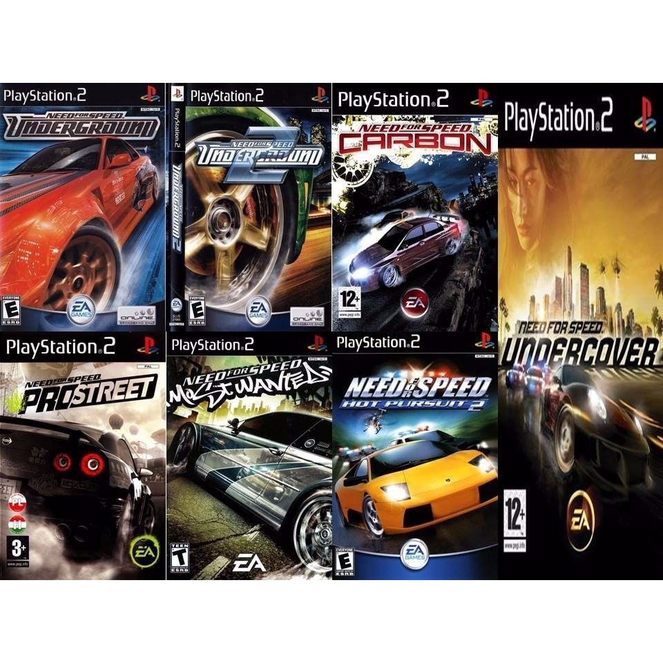 Image result for NFS ps2 games