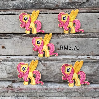 59043d9cfe59c My Little Pony Iron On Patches | Shopee Malaysia