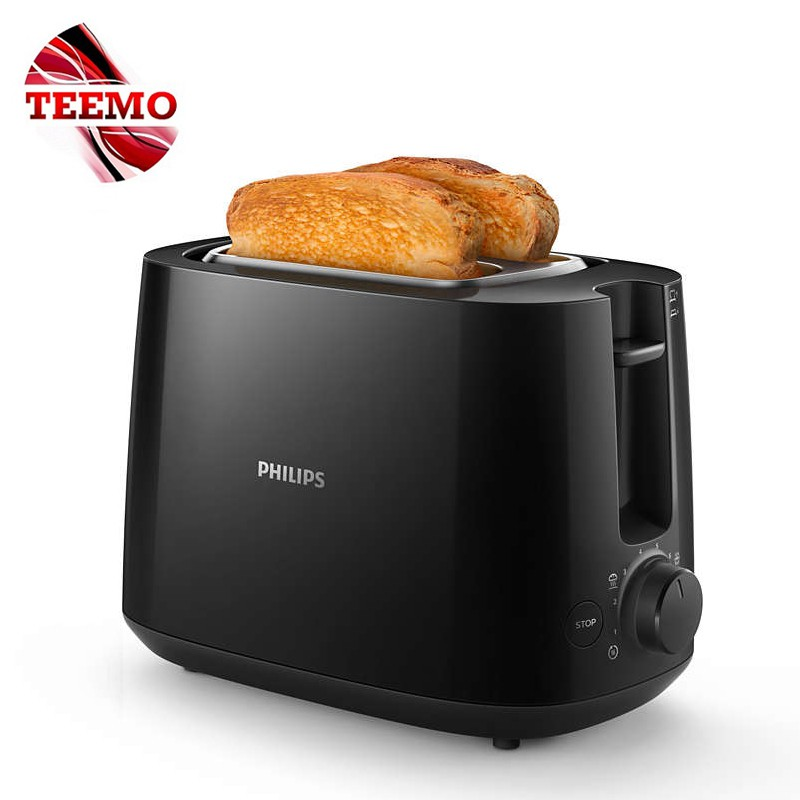 TEEMO PHILIPS Daily Collection Toaster (HD2581/91)