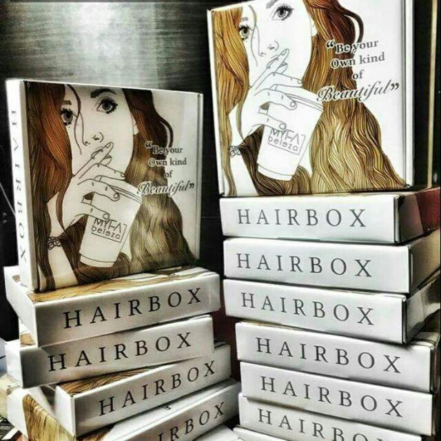 MYFA Hair Box / Set Percubaan Penjagaan Rambut / Trial Haircare Set