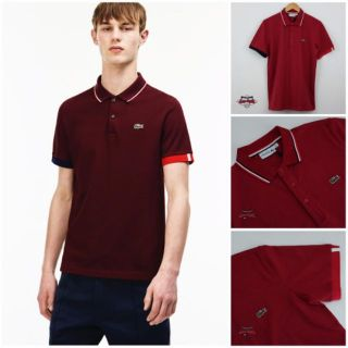 0e6896bb [𝐑𝐄𝐀𝐃𝐘 𝐒𝐓𝐎𝐂𝐊] Lacoste polo shirt baju kolar t-shirt +