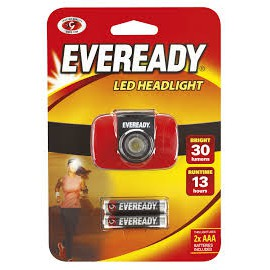 Eveready LED Headlight 55 Lumens Camping Light (HDV22)