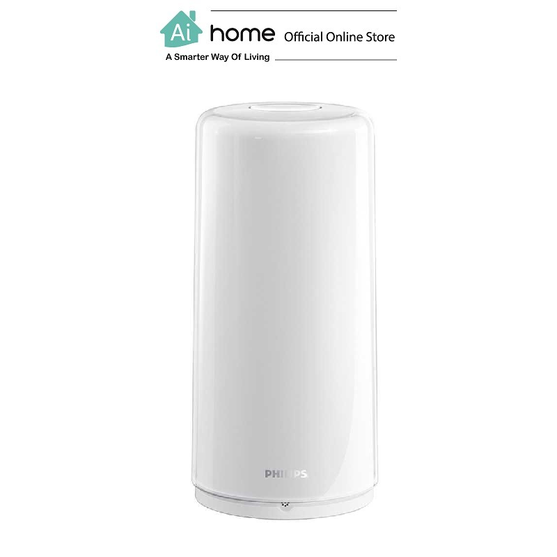 PHILIPS Zhirui Smart Bedside Lamp 16 Millions Color Apps Control (White) with 1 Year Malaysia Warranty [ Ai Home ]
