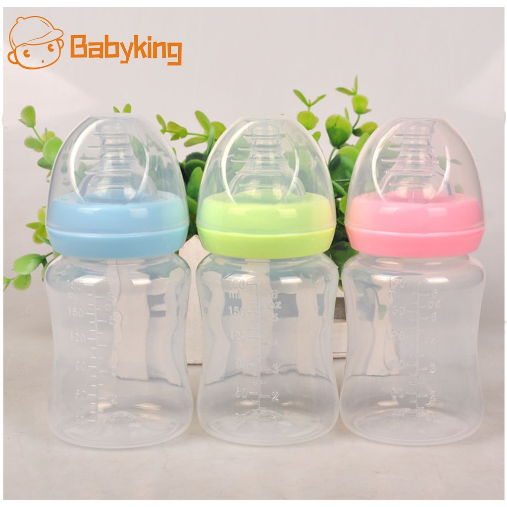 Portable Feeding BPA Free Safe Newborn Kids Nursing Care Feeder  Milk Bottles Ag