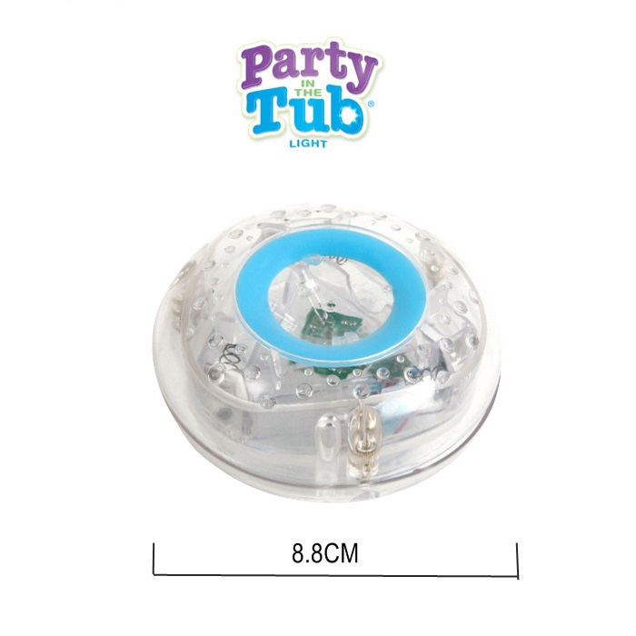 Kids Waterproof Bath LED Light In The Party Tub