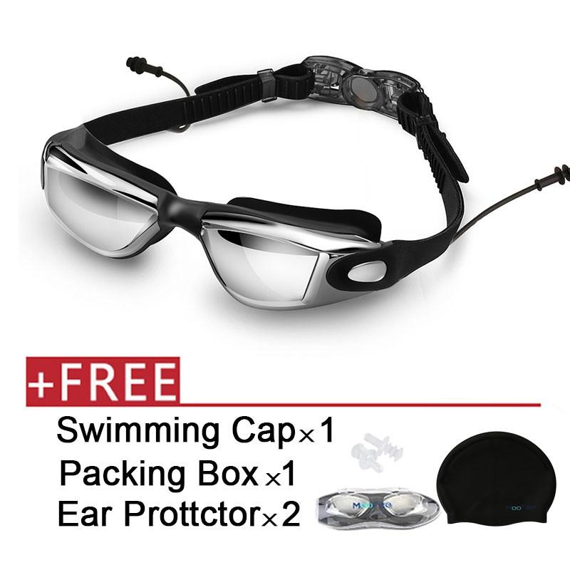 249c8641580 UV Protect Swim Swimming Goggles Glasses