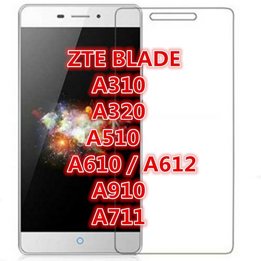 ZTE BLADE A310 A320 A510 A610 A612 A910 A711 TEMPERED GLASS SP