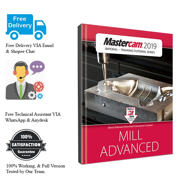Mastercam /Mastercam for SolidWorks 2019 Full Version