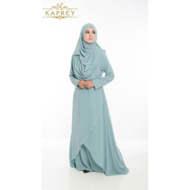 Khaleesya Khimar Set Shopee Malaysia