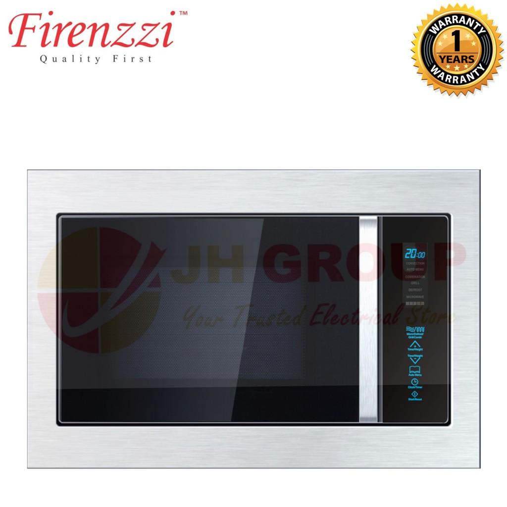 (AUTHORISED DEALER) FIRENZZI FBW-3100 FBW3100 31L BUILT IN MICROWAVE OVEN