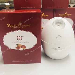 Young Living Orb USB Diffuser + 6pcs Replacement Wicks ...