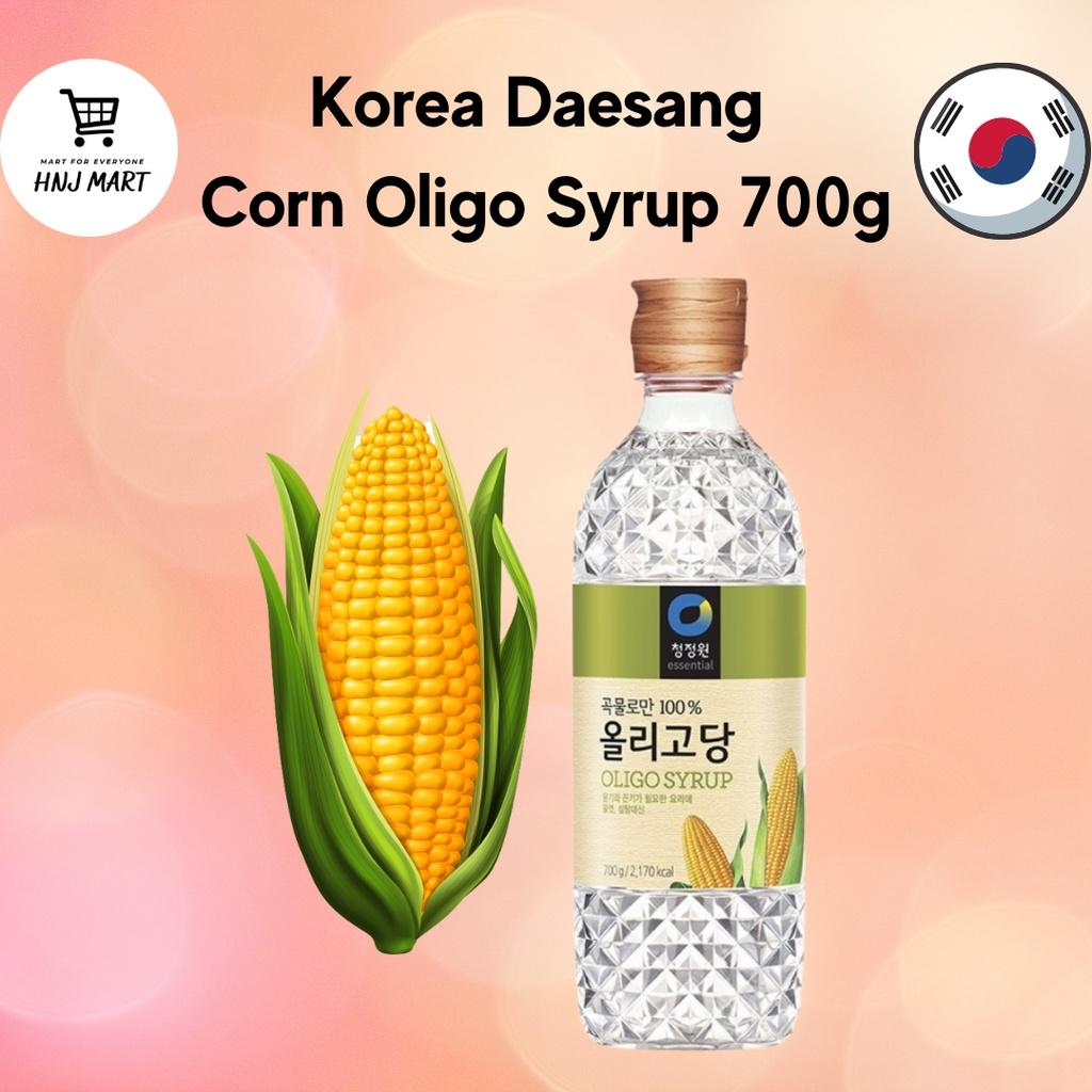 Korea Daesang Corn Oligo Syrup 700g Isomalto Oligo Syrup Malt Oligo Syrup