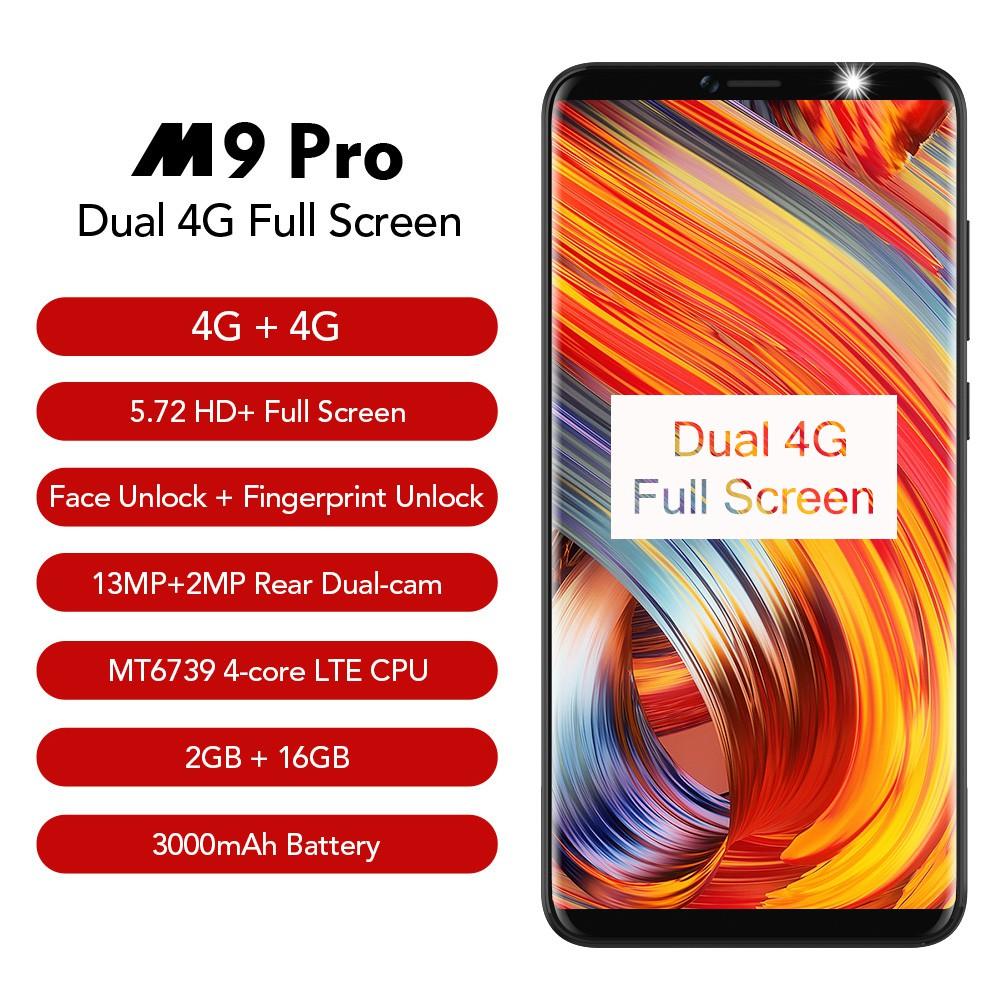 LEAGOO M9 PRO Smartphone 5 72