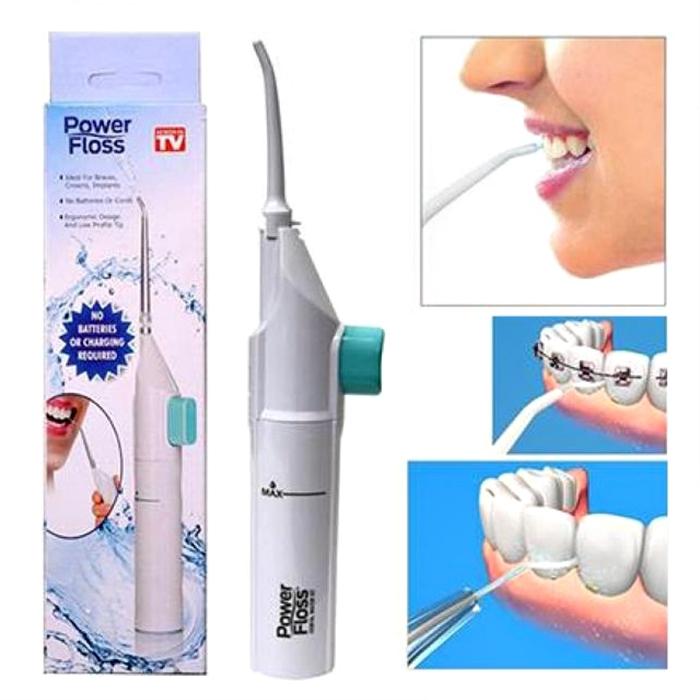 ????Must Buy???? Pembersih Gigi Power Floss Dental Water Jet
