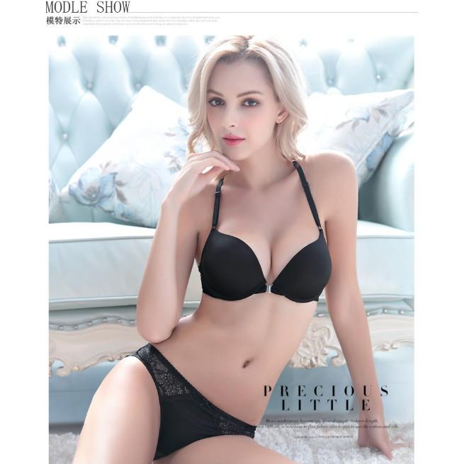 affb0d90295 Thin cup of pure cotton sleep bra